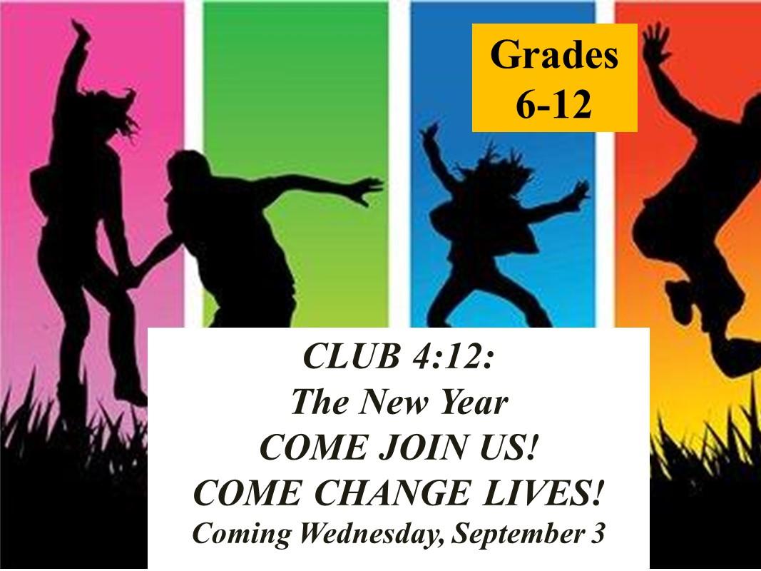 Club 412 Slide